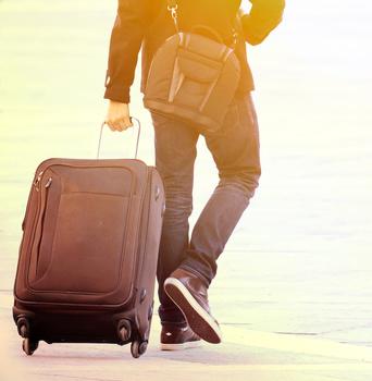 Handgepäck Koffer 4 Rollen