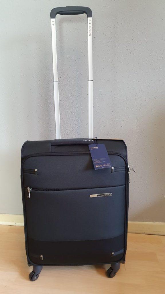 Samsonite Base Boost Spinner Handgepäck Koffer